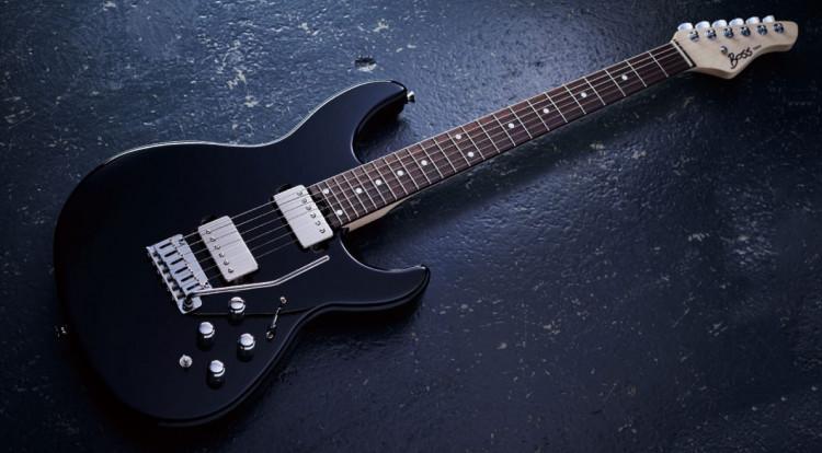 Eurus GS1, Boss se met à la guitare…