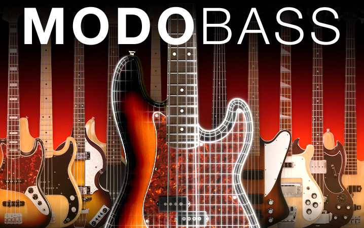 IK Multimedia Modo Bass, le super test !!!